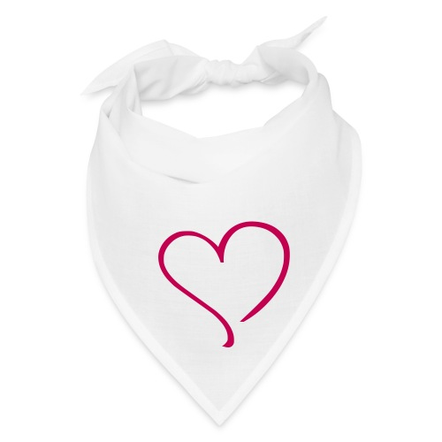 MSS LOVE LADIES BANDANA - Bandana