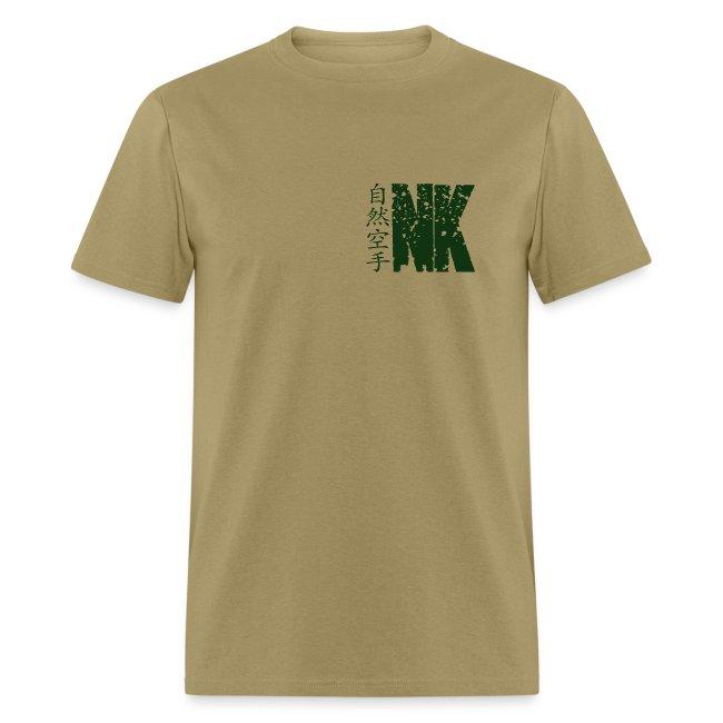 Natural Karate NK Logo (Mens)