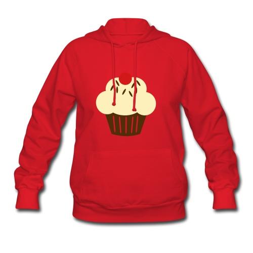 Cupcake Sweatshirt - Women's Hoodie