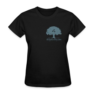 7 Times Falling, 8 Getting Up (Womens) - Women's T-Shirt