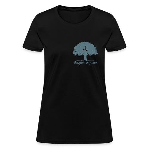 7 Times Falling, 8 Getting Up (Womens) - Women's T-Shirt
