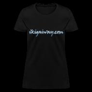 T-Shirts ~ Women's T-Shirt ~ IkigaiWay Logo (Womens)