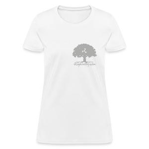 IkigaiWay Silver (Womens) - Women's T-Shirt