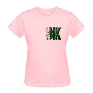 Natural Karate NK Logo (Womens) - Women's T-Shirt