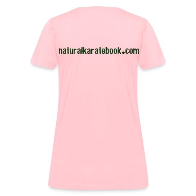 Natural Karate NK Logo (Womens)