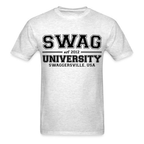 Swag University Shirt - Men's T-Shirt