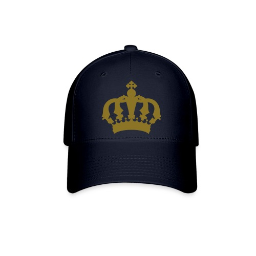 Mens Royal Crown Baseball Cap. - Baseball Cap