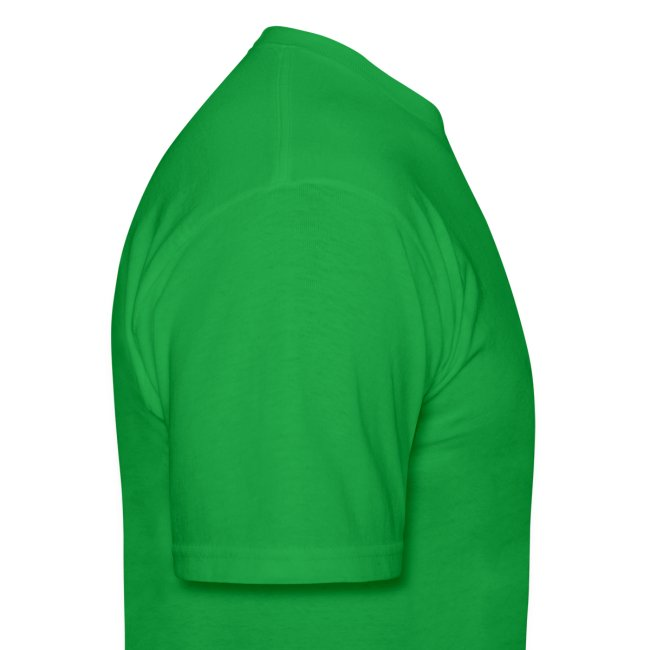 men's green Extreme zebra shirt