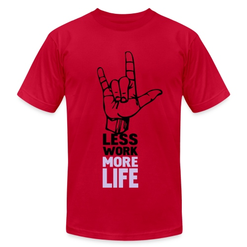 More Life - Men's Fine Jersey T-Shirt