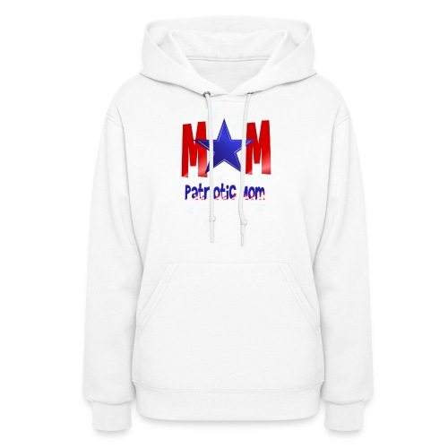 Mom-Patriot Momm - Women's Hoodie