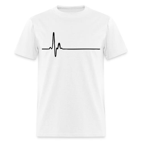 Flat Line Tee - Men's T-Shirt