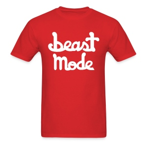 Beast Mode Shirt - Men's T-Shirt