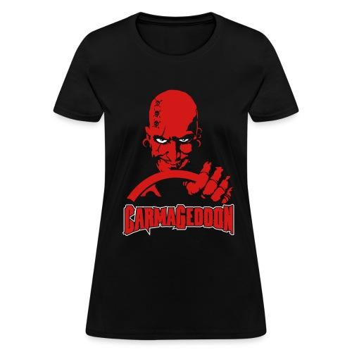Max & Classic Logo - Women's T-Shirt