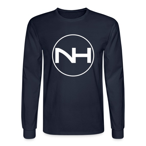 No Hype + Name - Men's Long Sleeve T-Shirt