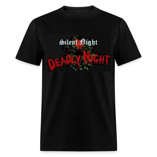 Silent... Deadly - Men's T-Shirt