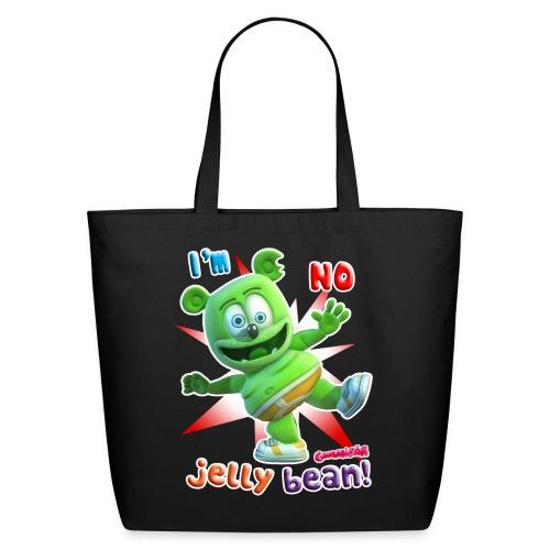 Gummibär (The Gummy Bear) I'm No Jelly Bean Tote Bag - Eco-Friendly Cotton Tote