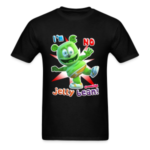 Gummibär (The Gummy Bear) I'm No Jelly Bean Men's Shirt - Men's T-Shirt