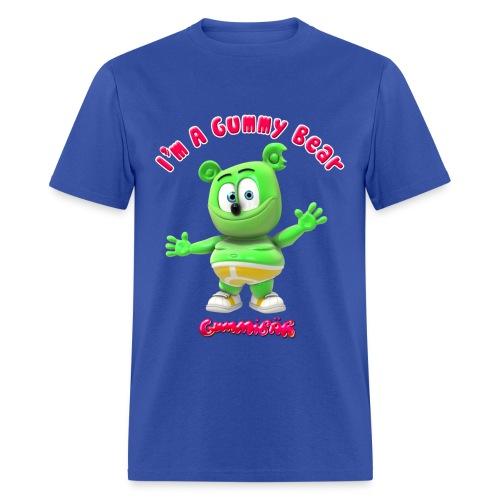 I'm A Gummy Bear Men's T-Shirt - Men's T-Shirt