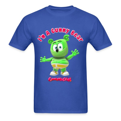 I'm A Gummy Bear Men's T-Shirt - Men's T-Shirt