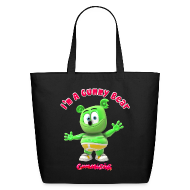Bags & backpacks ~ Eco-Friendly Cotton Tote ~ I'm A Gummy Bear Tote Bag