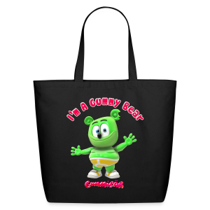 I'm A Gummy Bear Tote Bag - Eco-Friendly Cotton Tote