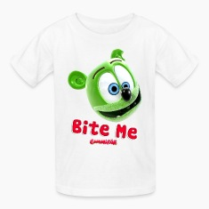 Bite Me Kids' Shirts