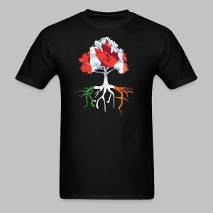 Canada Irish Rooted - Men's T-Shirt