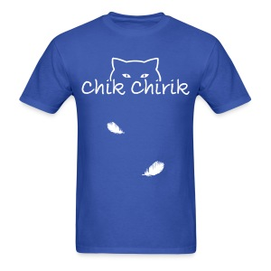 Chik Chirik - The Russian CheepCheep! - Men's T-Shirt