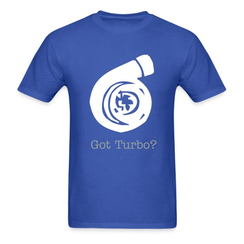 Got Turbo? - Men's T-Shirt