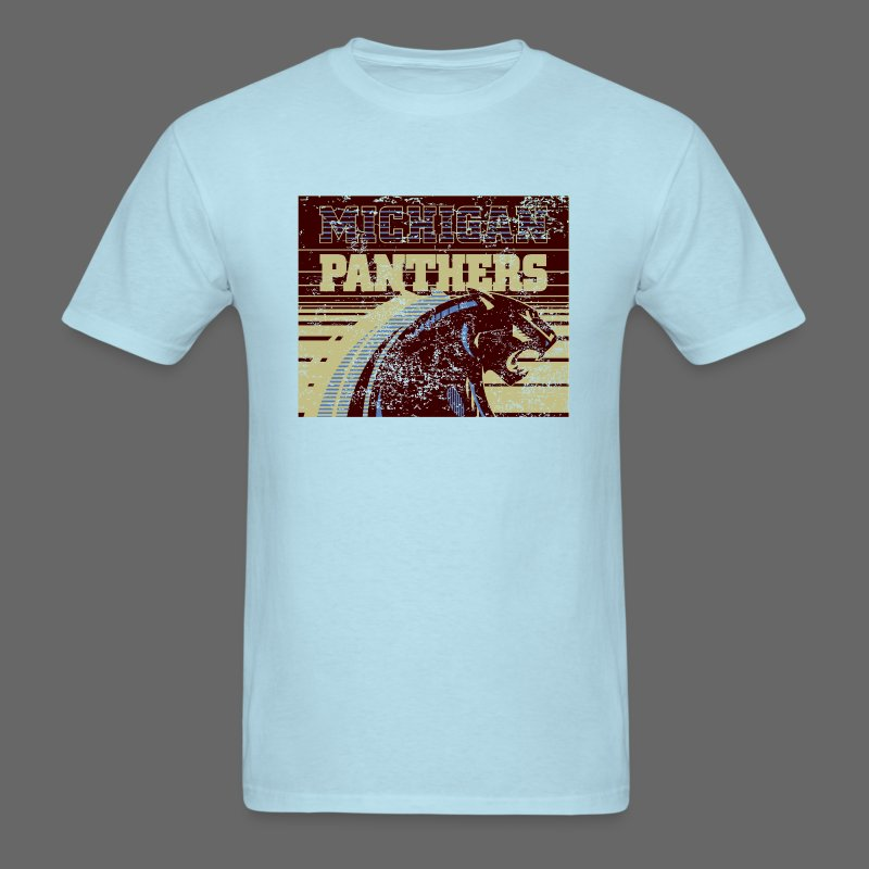Michigan Panthers - Men's T-Shirt