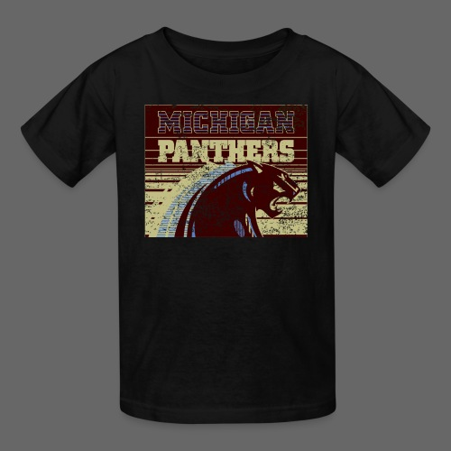 Michigan Panthers - Kids' T-Shirt