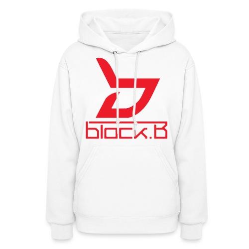 Block B - Logo Sweater - Women's Hoodie