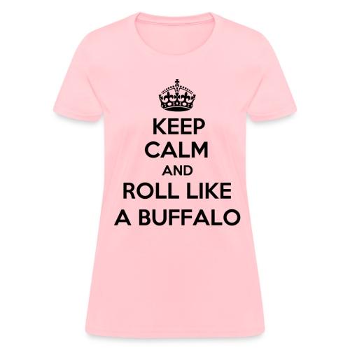 EXO - Roll Like a Buffalo Shirt - Women's T-Shirt