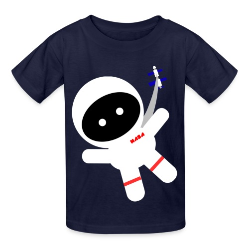 sPACE mAN - Kids' T-Shirt