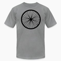 Bicycle Wheel Men's T-shirt