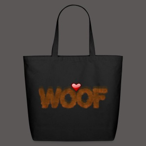 WOOF A - Eco-Friendly Cotton Tote