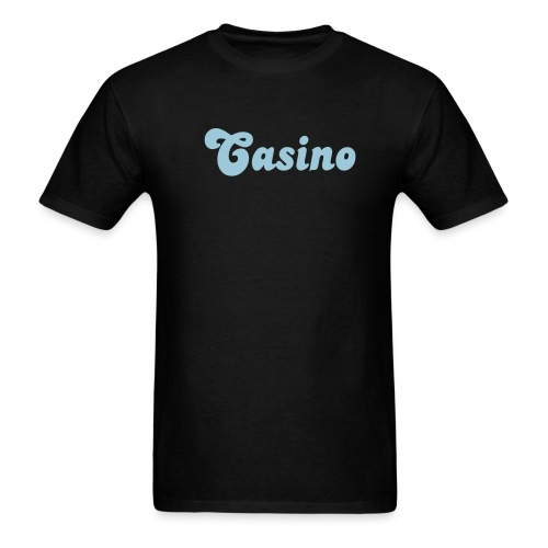 Casino T shirt.  - Men's T-Shirt