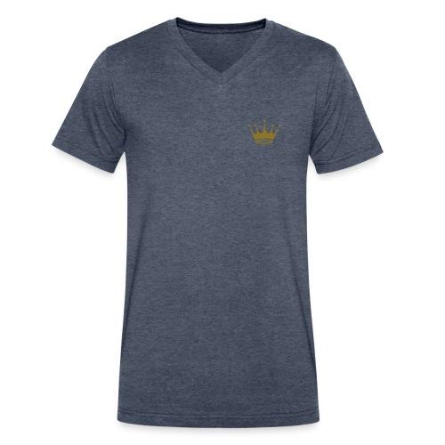 King v-neck - Men's V-Neck T-Shirt by Canvas
