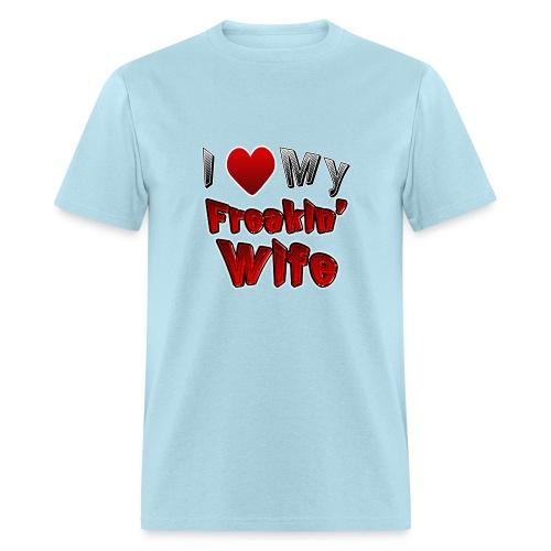 I (heart) My Wife. TM  Mens Shirt - Men's T-Shirt