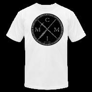 T-Shirts ~ Men's T-Shirt by American Apparel ~ MCMI ELEPHANT PRINT003