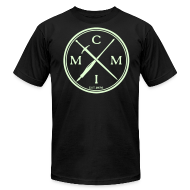 T-Shirts ~ Men's T-Shirt by American Apparel ~ MCMI GLO