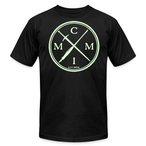 MCMI GLO - Men's T-Shirt by American Apparel