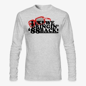 88 BACK...long sleeve 02 - Men's Long Sleeve T-Shirt by Next Level
