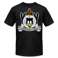 T-Shirts ~ Men's T-Shirt by American Apparel ~ County Of Kings 01