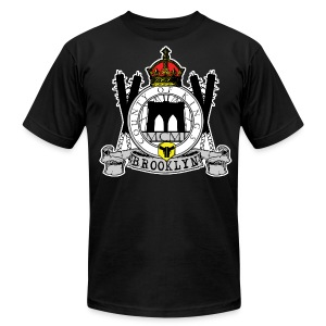 County Of Kings 01 - Men's T-Shirt by American Apparel