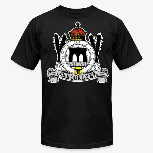 County Of Kings 01 - Men's Fine Jersey T-Shirt