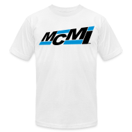T-Shirts ~ Men's T-Shirt by American Apparel ~ MCMI LOGO TEE 01