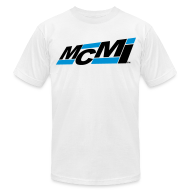 T-Shirts ~ Men's T-Shirt by American Apparel ~ MCMI LOGO TEE 01