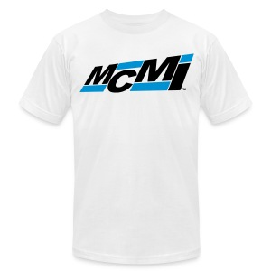 MCMI LOGO TEE 01 - Men's T-Shirt by American Apparel