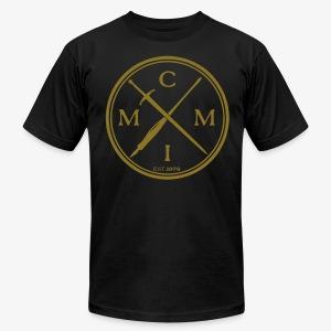 Pen X Sword GOLD  - Men's Fine Jersey T-Shirt